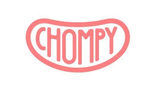 【和製Uber Eats?】チョンピーの利用方法を注文して調べてみた【Chompyとは】